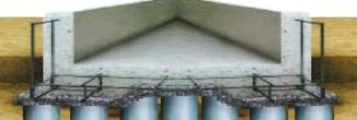 トーヨー建設のベタ基礎