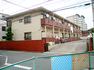 Before 共同住宅